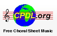 Choral Wikipedia, cpdl
